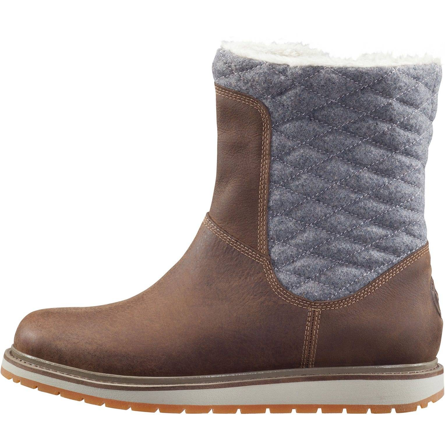 Helly Hansen W Seraphina Womens Winter Boot Brown 41/9.5