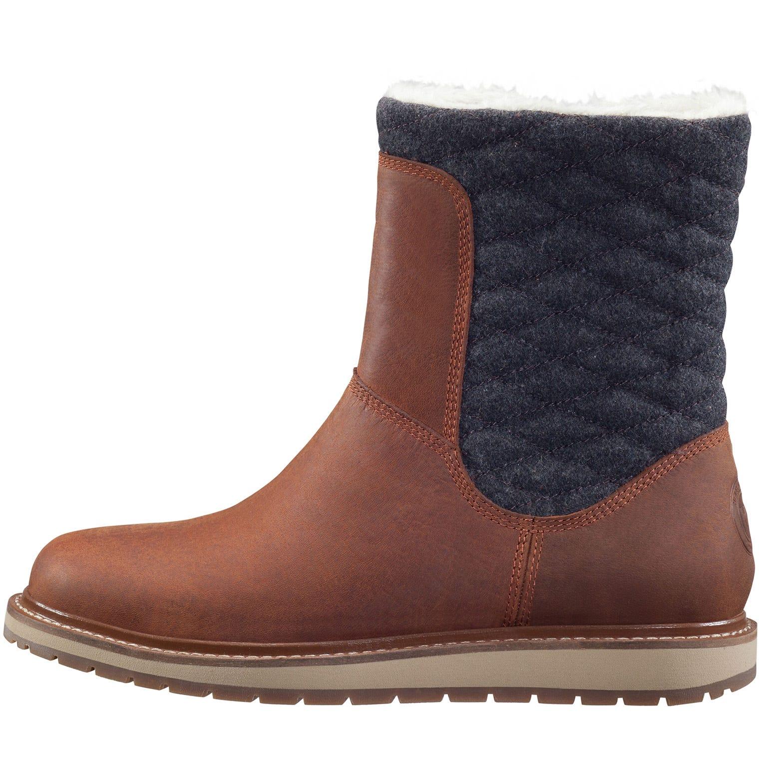 Helly Hansen W Seraphina Womens Winter Boot Brown 40/8.5