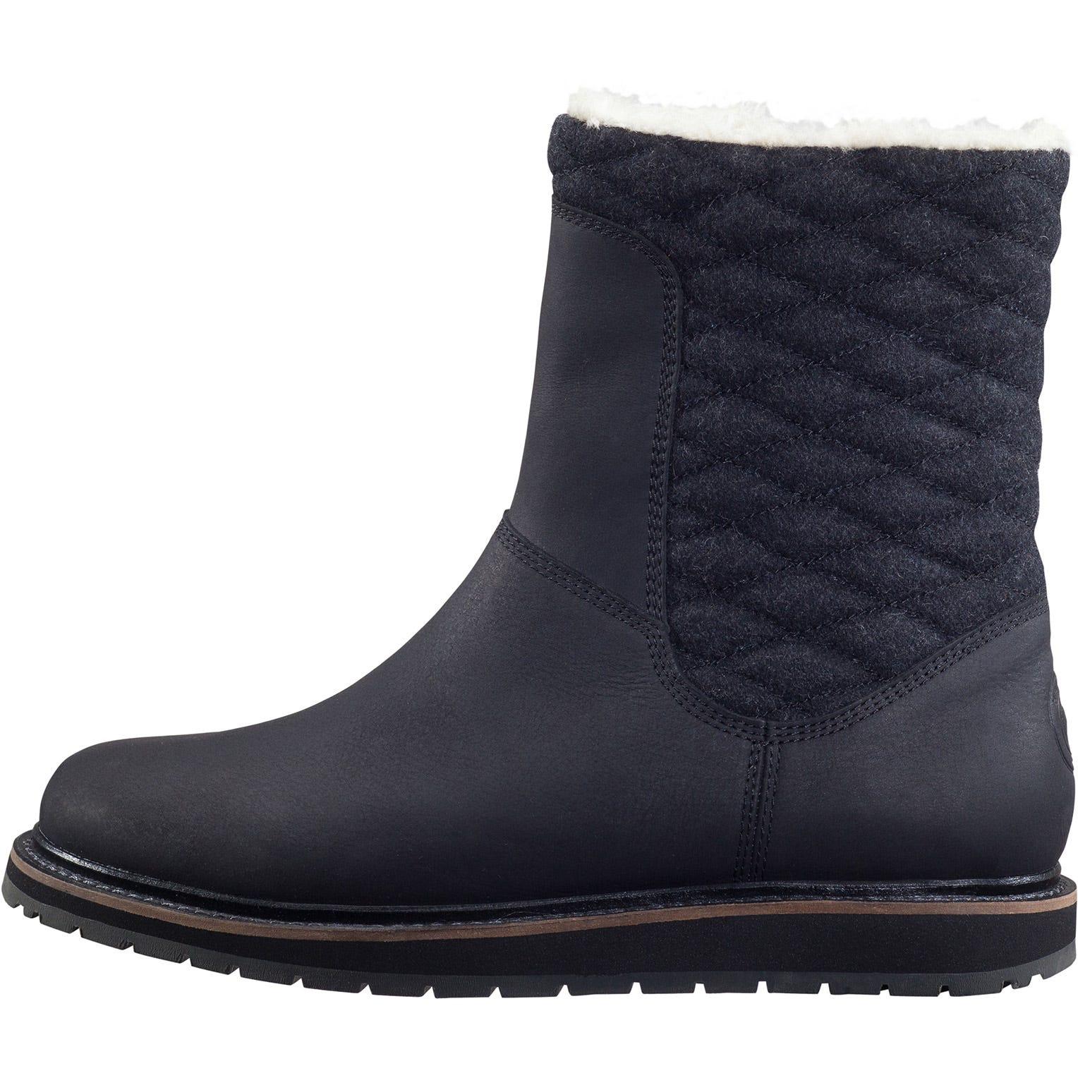 Helly Hansen W Seraphina Womens Winter Boot Black 40/8.5