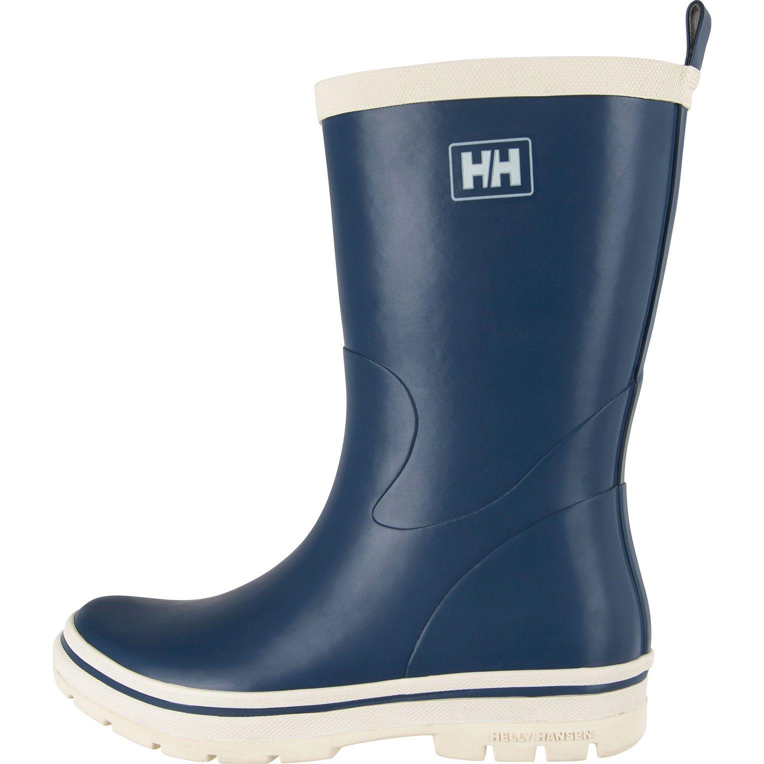 Helly Hansen W Midsund 2 Womens Rubber Boot Navy 41/10