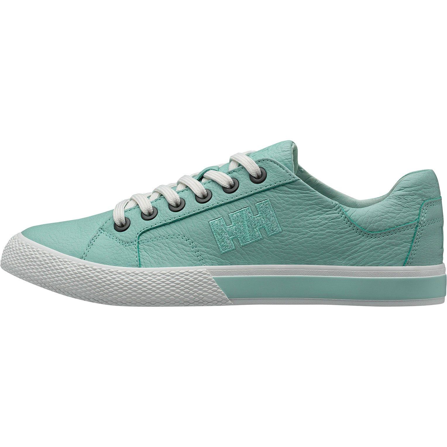 Helly Hansen W Fjord Lv2 Womens Casual Shoe Blue 37/6
