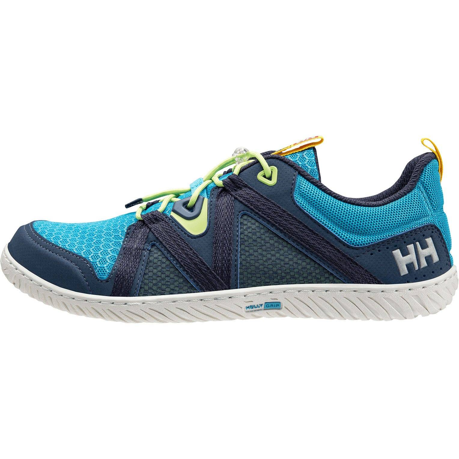 Helly Hansen W Hp Foil F1 Womens Sailing Shoe Blue 38/7