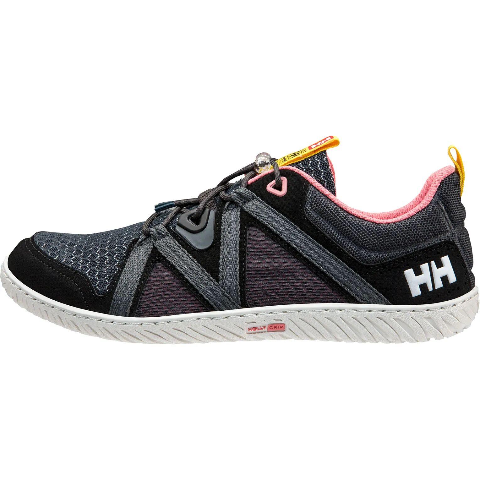 Helly Hansen W Hp Foil F1 Womens Sailing Shoe Black 38.7/7.5