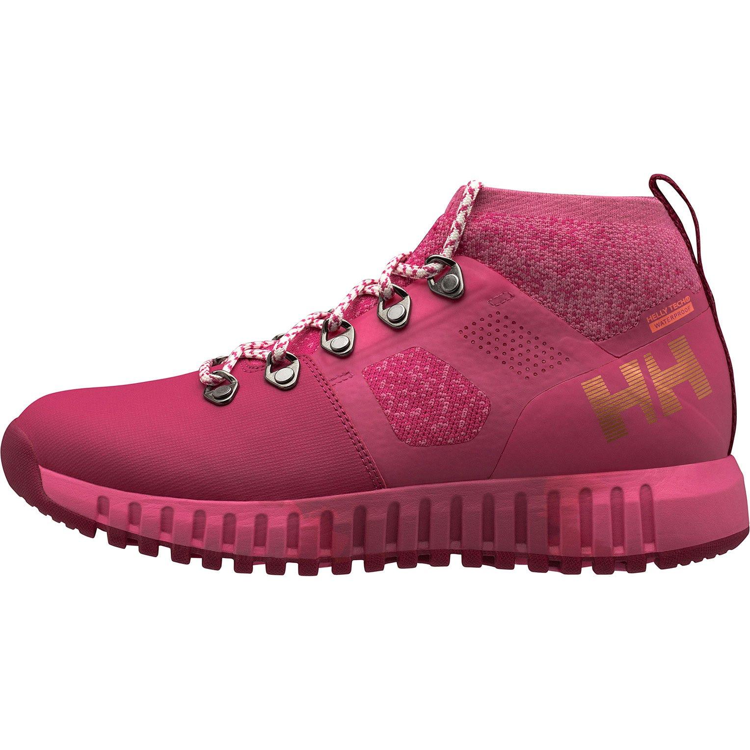 Helly Hansen W Vanir Canter Ht Womens Hiking Boot Pink 39.3/8