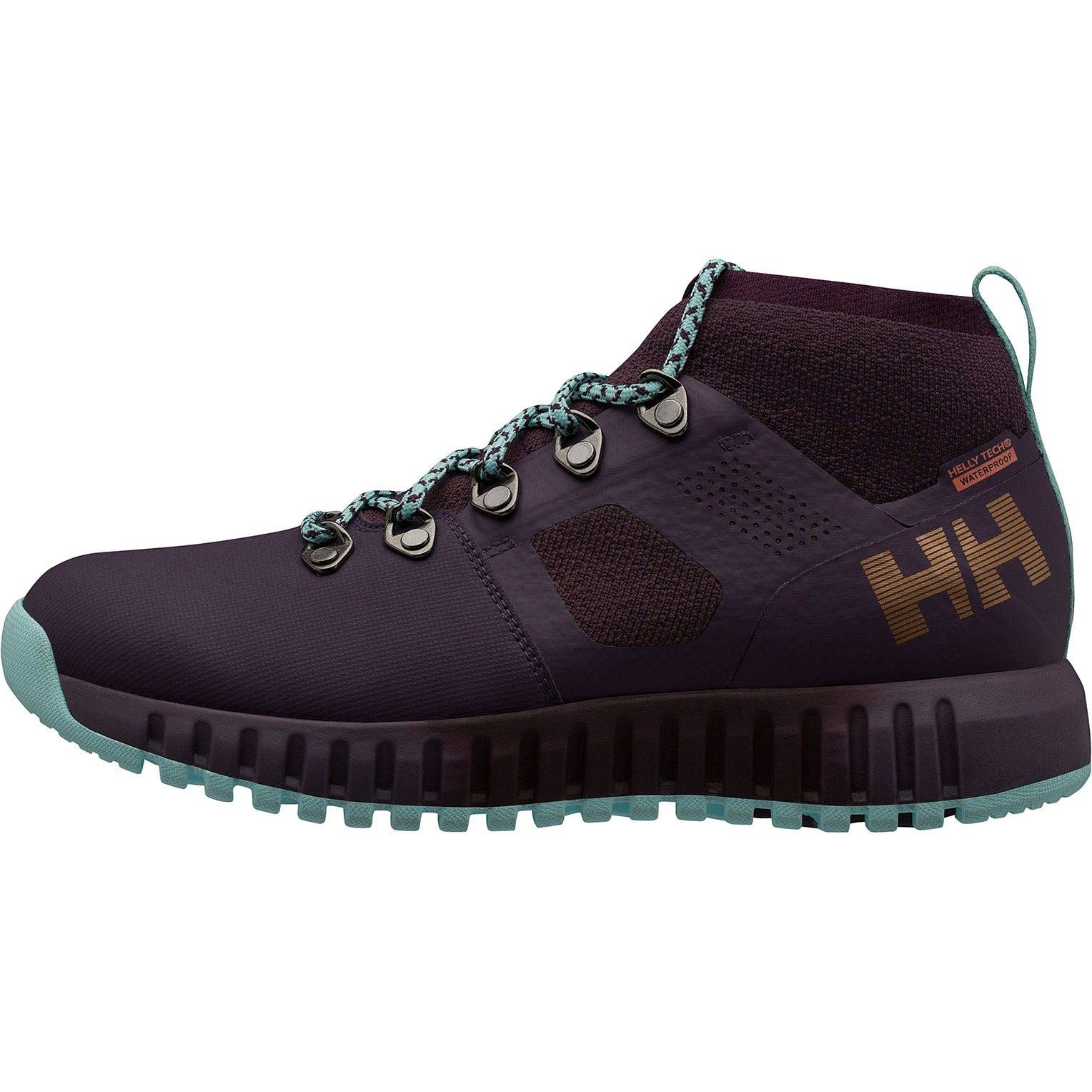 Helly Hansen W Vanir Canter Ht Womens Hiking Boot Purple 38.7/7.5