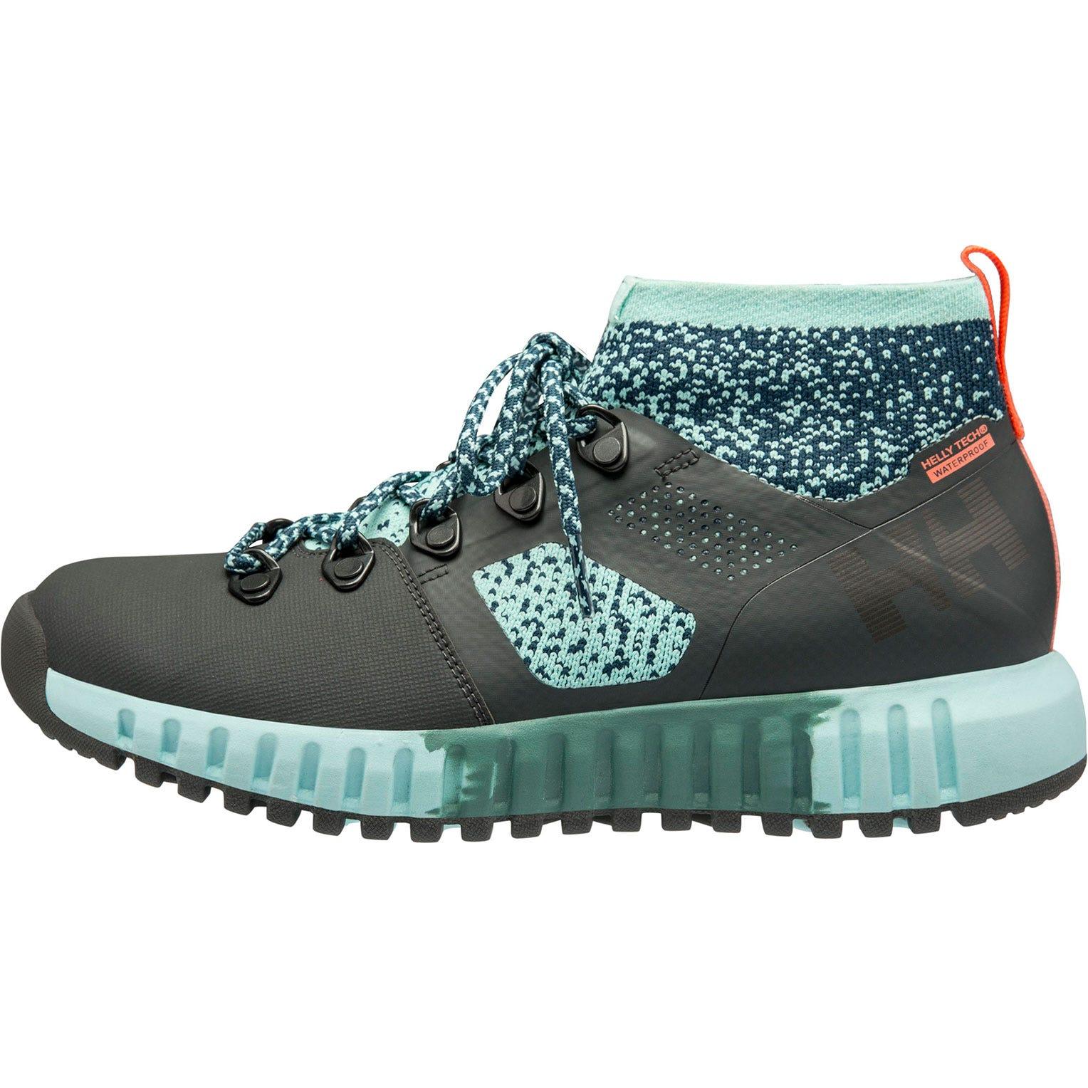 Helly Hansen W Vanir Canter Ht Womens Hiking Boot Black 39.3/8