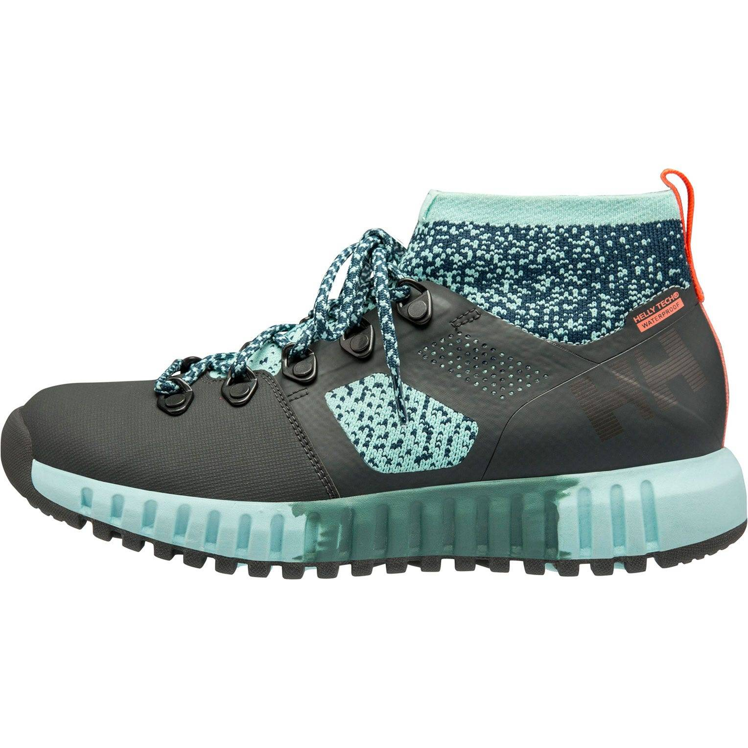 Helly Hansen W Vanir Canter Ht Womens Hiking Boot Black 38/7
