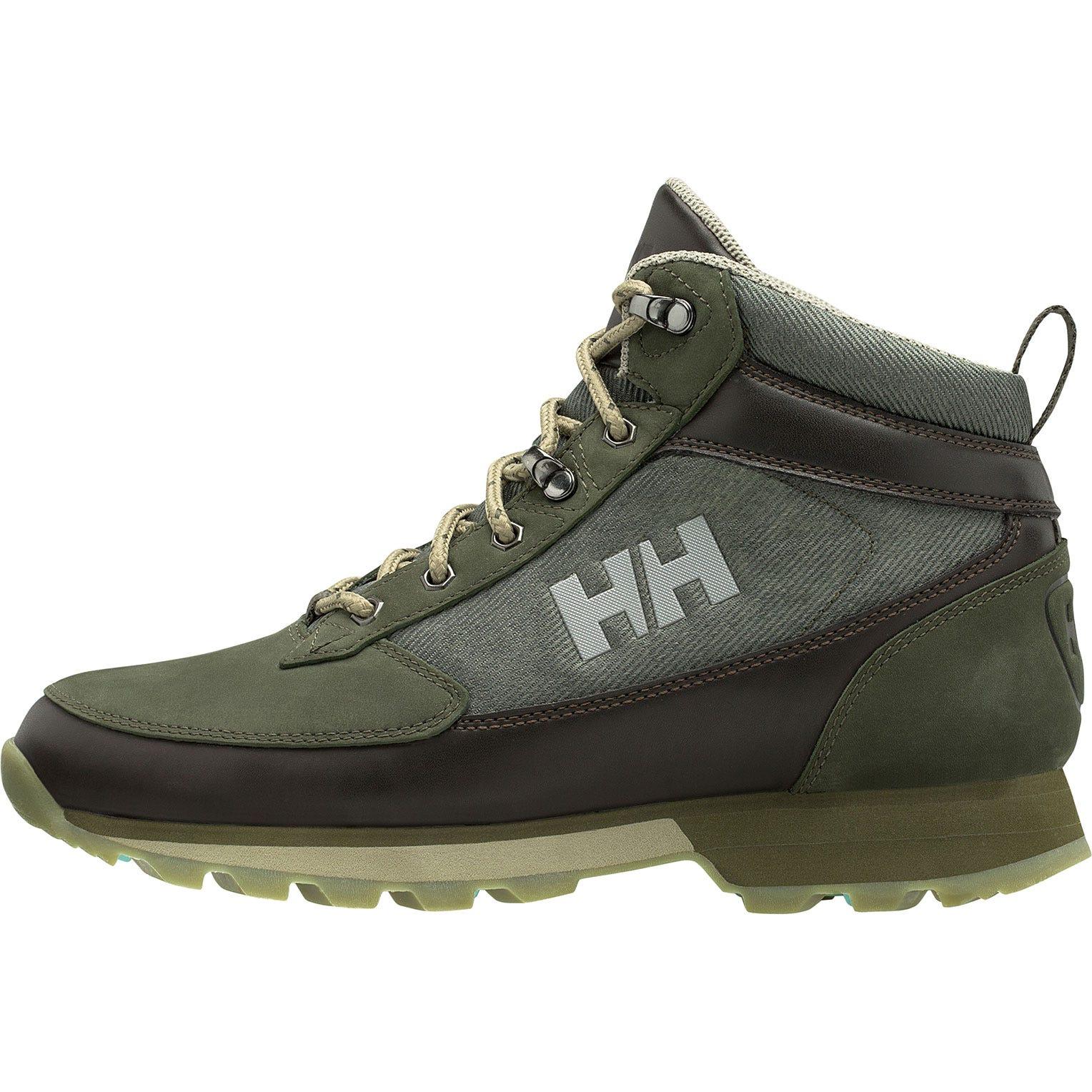 Helly Hansen W Chilcotin Womens Winter Boot Green 41/9.5
