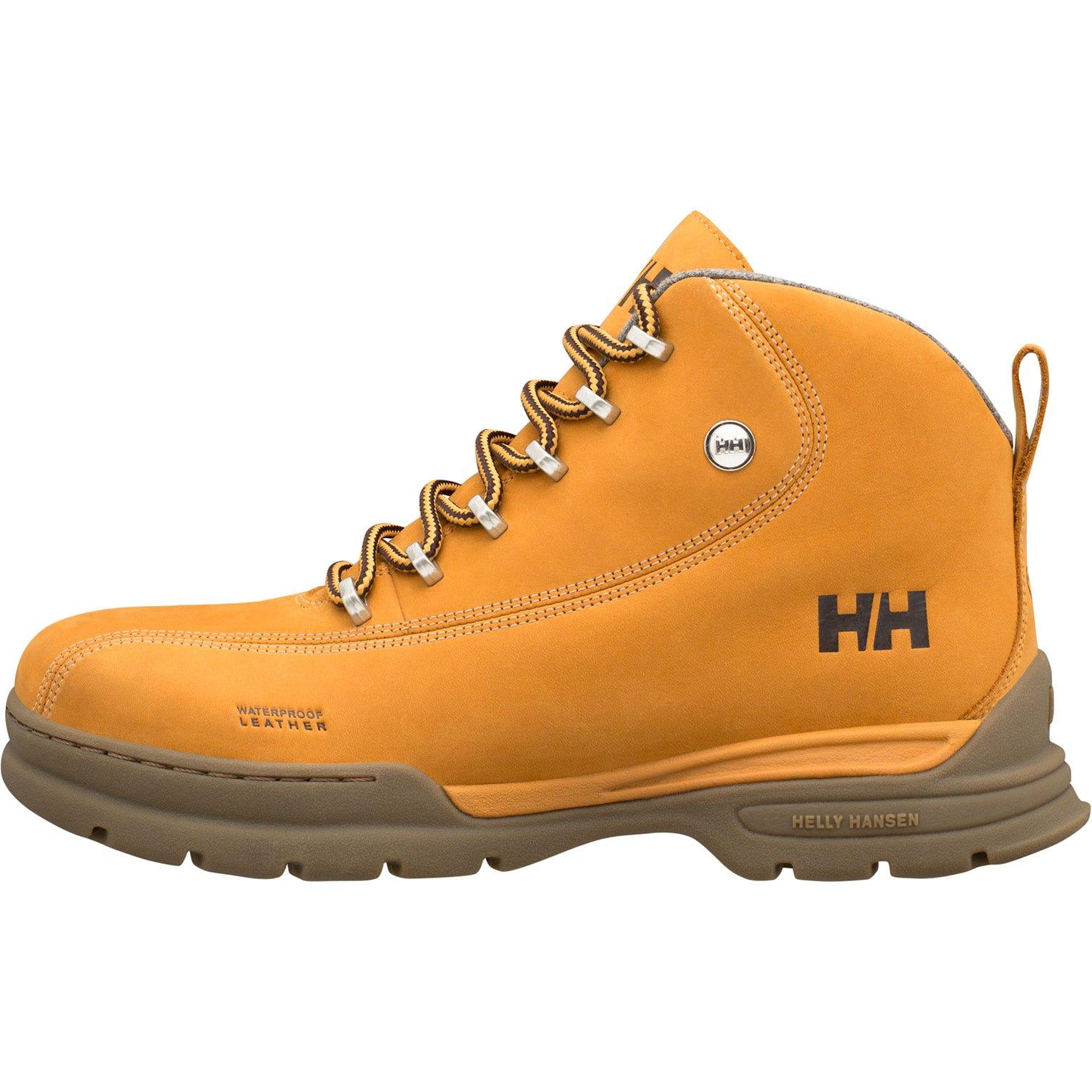 Helly Hansen W Skardi Insulated Womens Winter Boot Brown 42/10