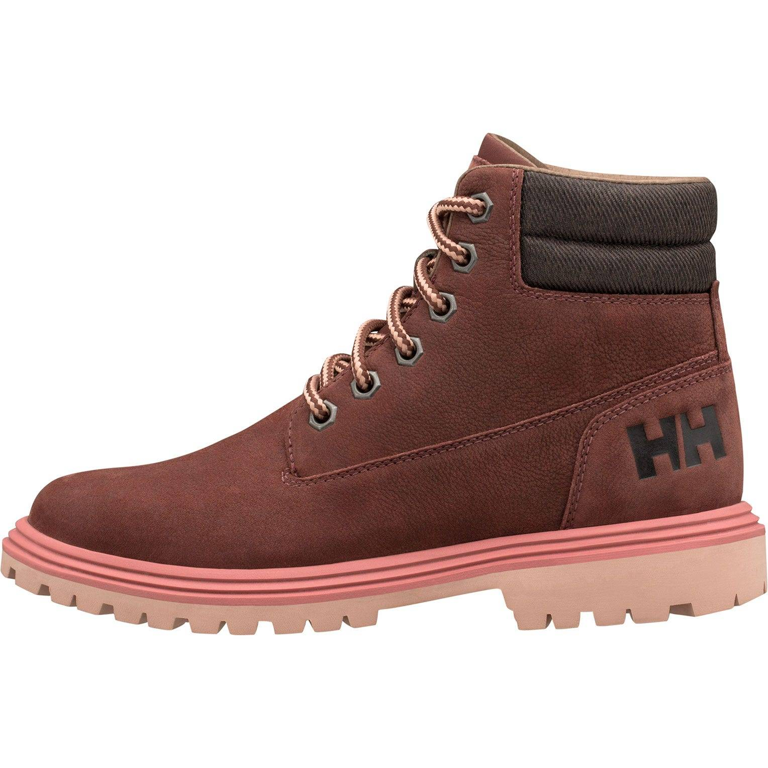 Helly Hansen W Fremont Womens Casual Shoe Red 40/8.5