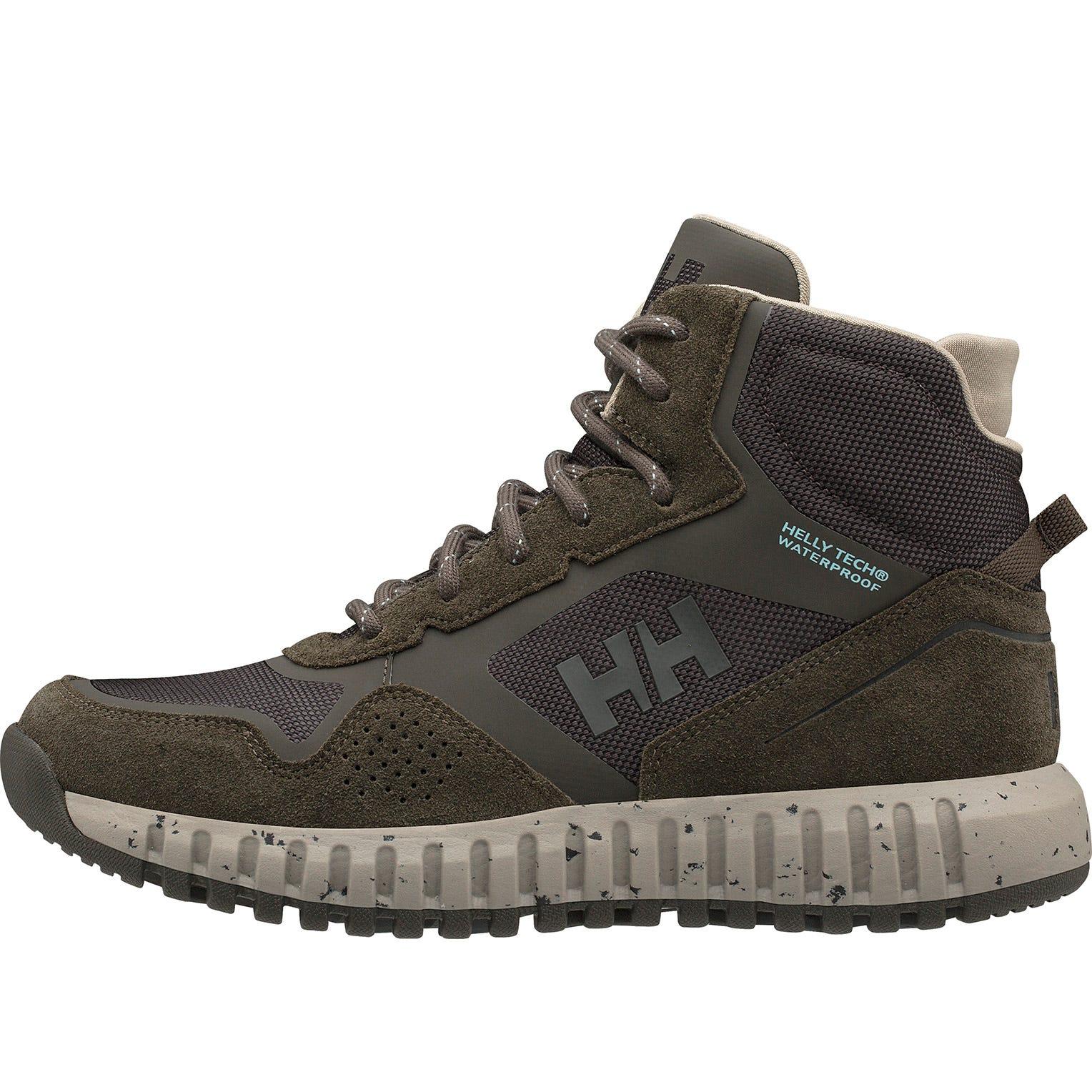Helly Hansen W Monashee Ullr Ht Womens Hiking Boot Brown 38.7/7.5