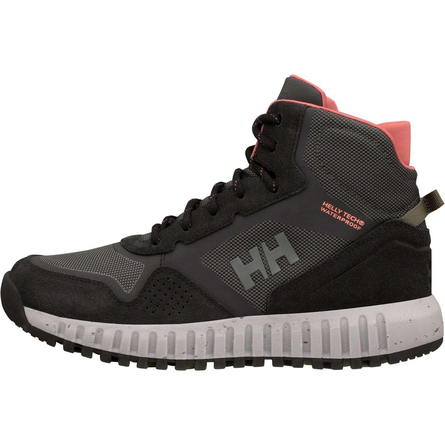 Helly Hansen W Monashee Ullr Ht Womens Hiking Boot Black 42/10
