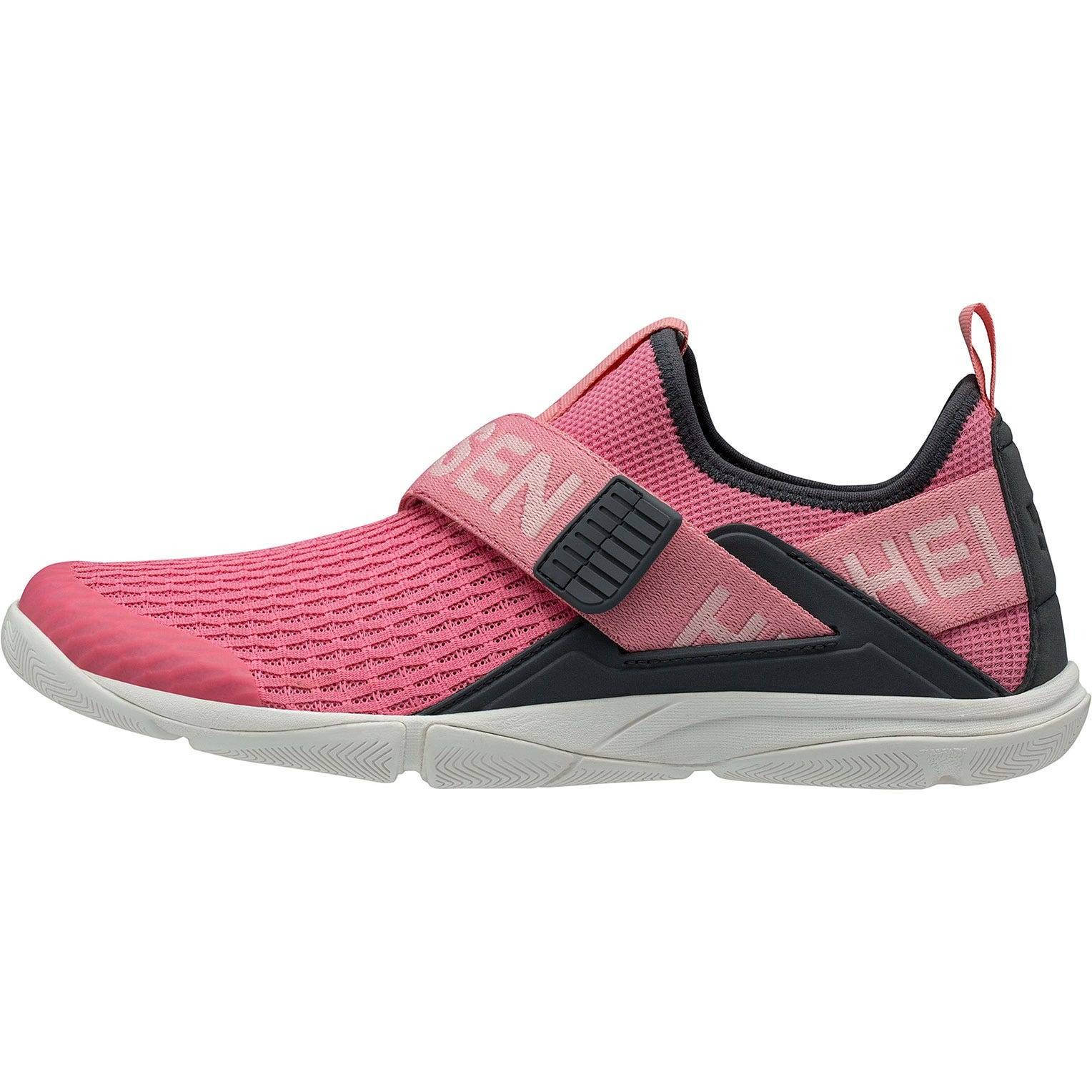 Helly Hansen W Hydromoc Slipon Shoe Womens Sailing Pink 40.5/9