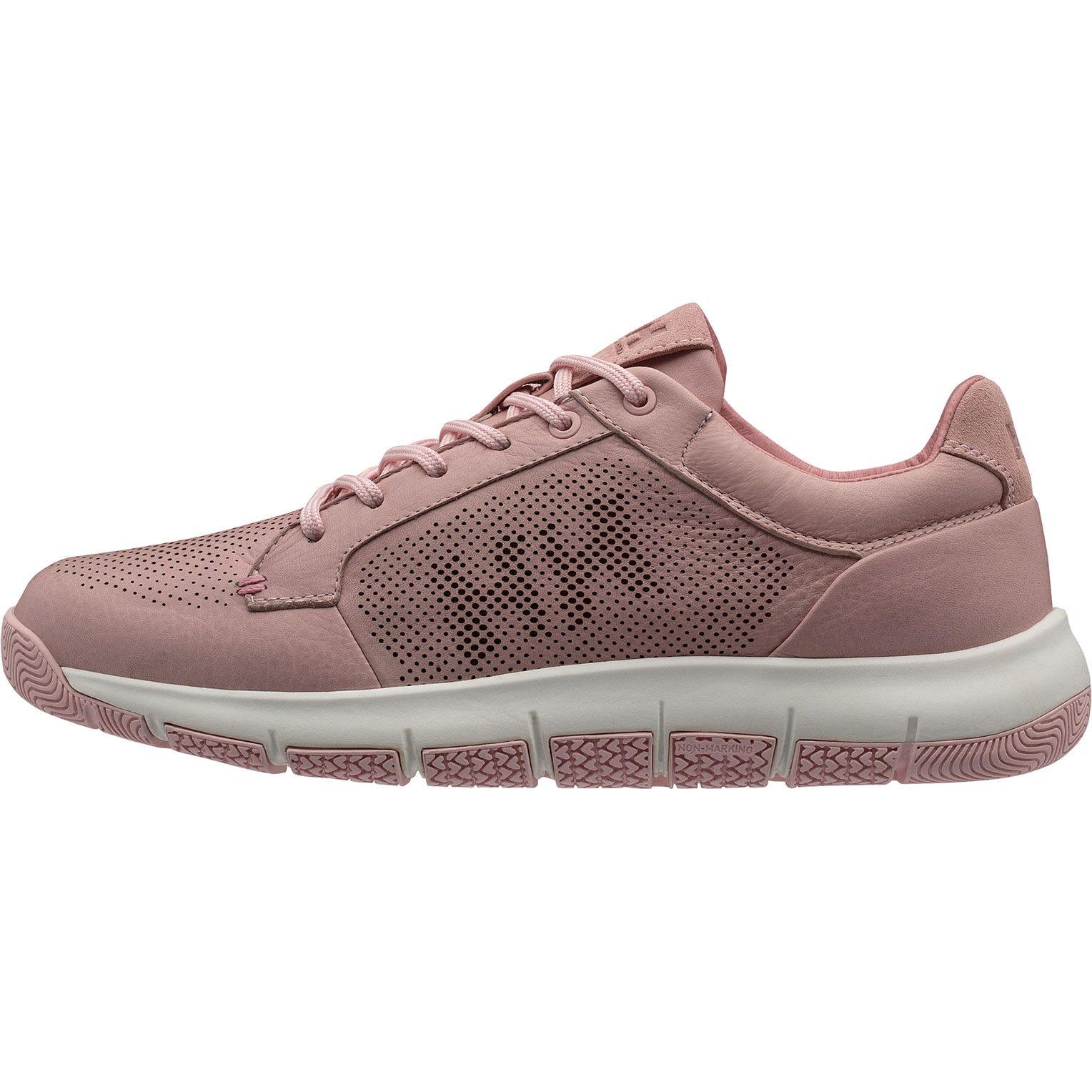 Helly Hansen W Skagen Pier Leather Shoe Womens Casual Pink 36/5.5