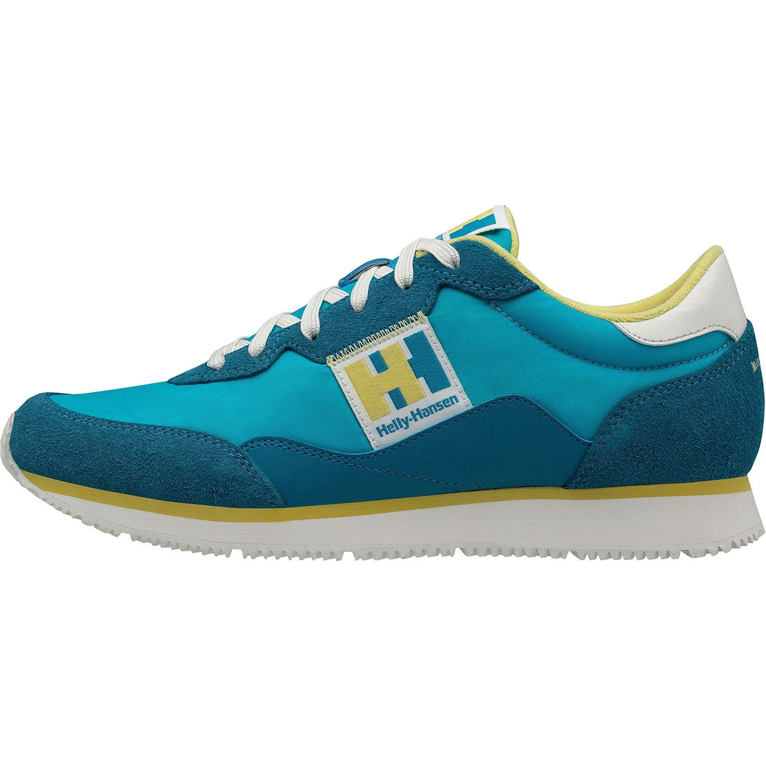Helly Hansen W Ripples Lowcut Sneaker Womens Casual Shoe Blue 42/10