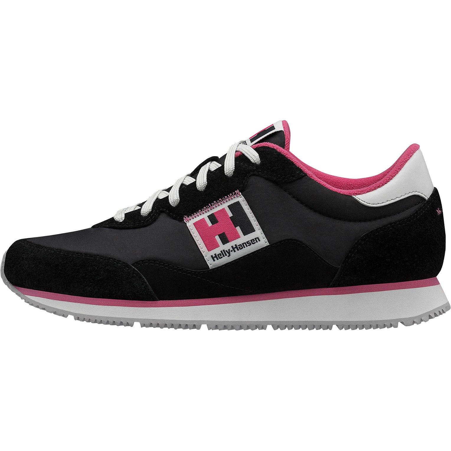 Helly Hansen W Ripples Lowcut Sneaker Womens Casual Shoe Black 40/8.5