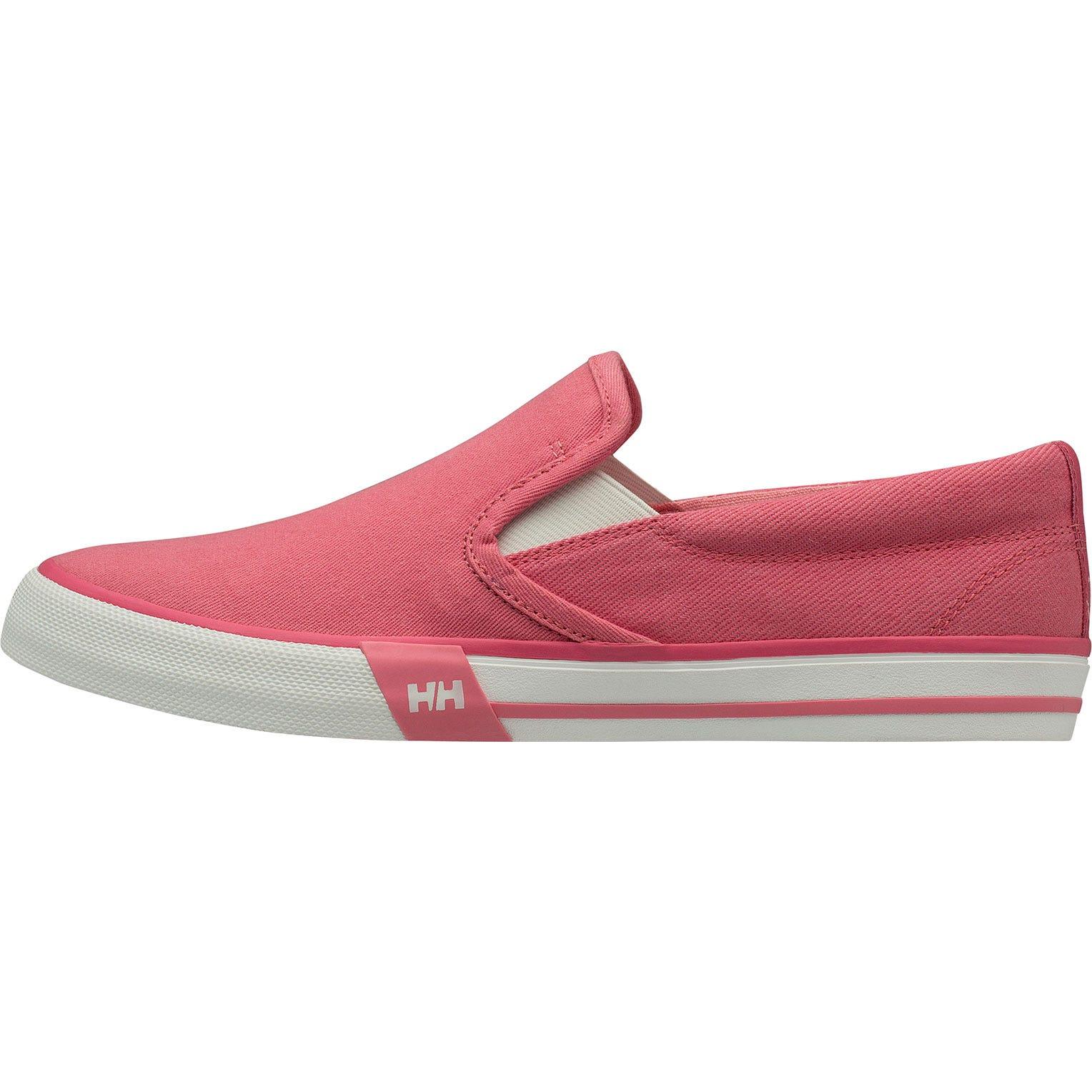 Helly Hansen W Copenhagen Slipon Shoe Womens Casual Pink 39.3/8