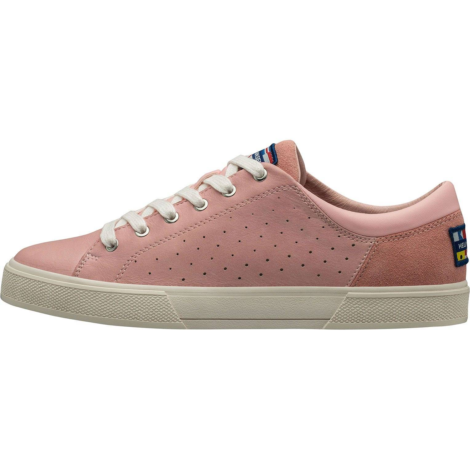 Helly Hansen W Copenhagen Leather Shoe Womens Casual Pink 40/8.5