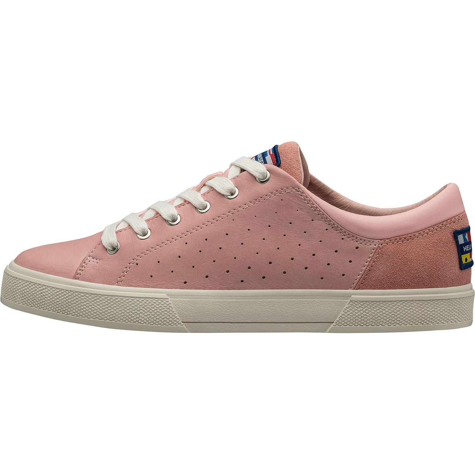 Helly Hansen W Copenhagen Leather Shoe Womens Casual Pink 37.5/6.5