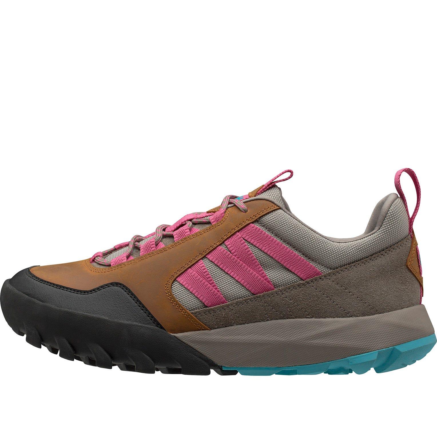 Helly Hansen W Loke Bowron Leather Womens Hiking Boot Brown 37/6