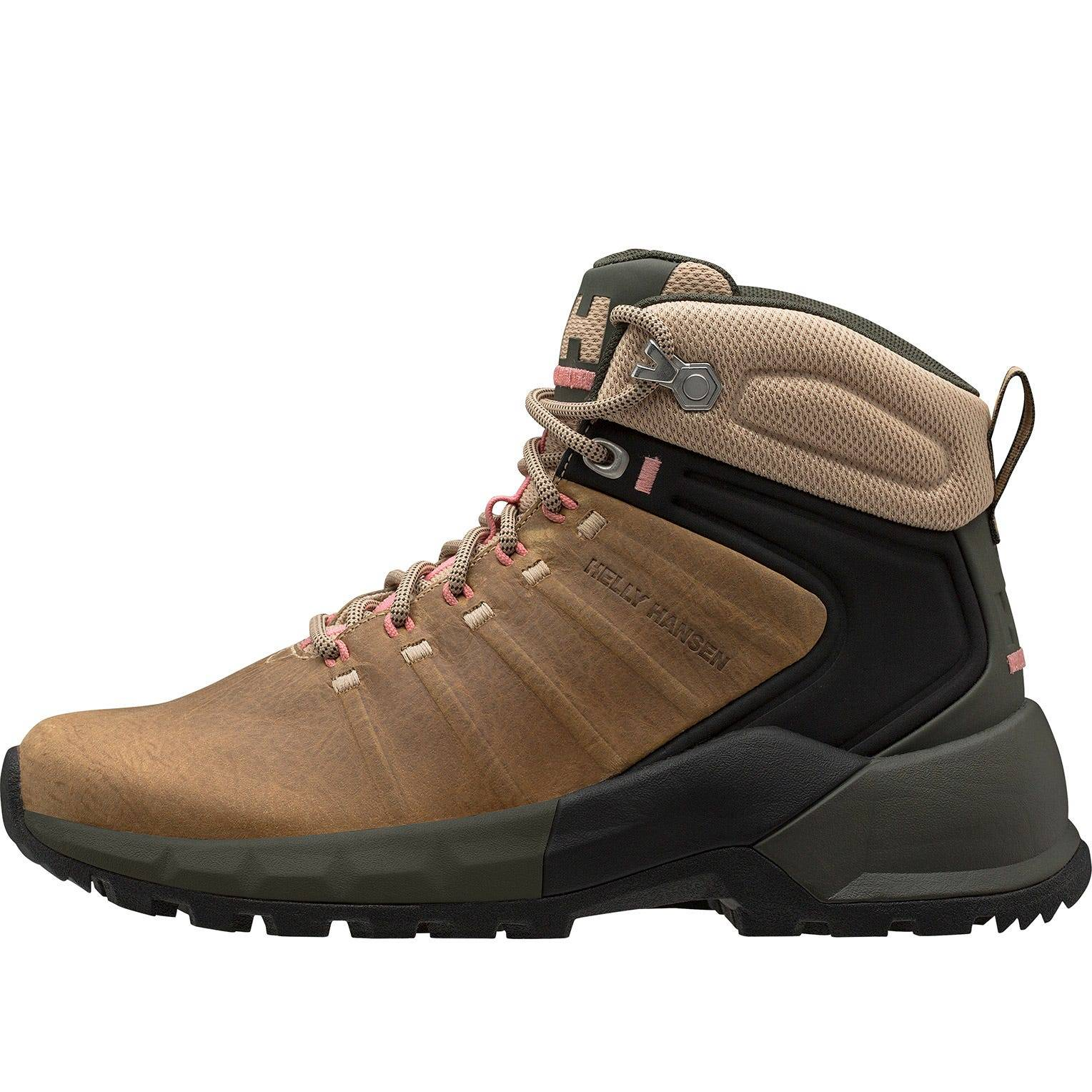 Helly Hansen W Pinecliff Boot Womens Hiking Yellow 39.3/8