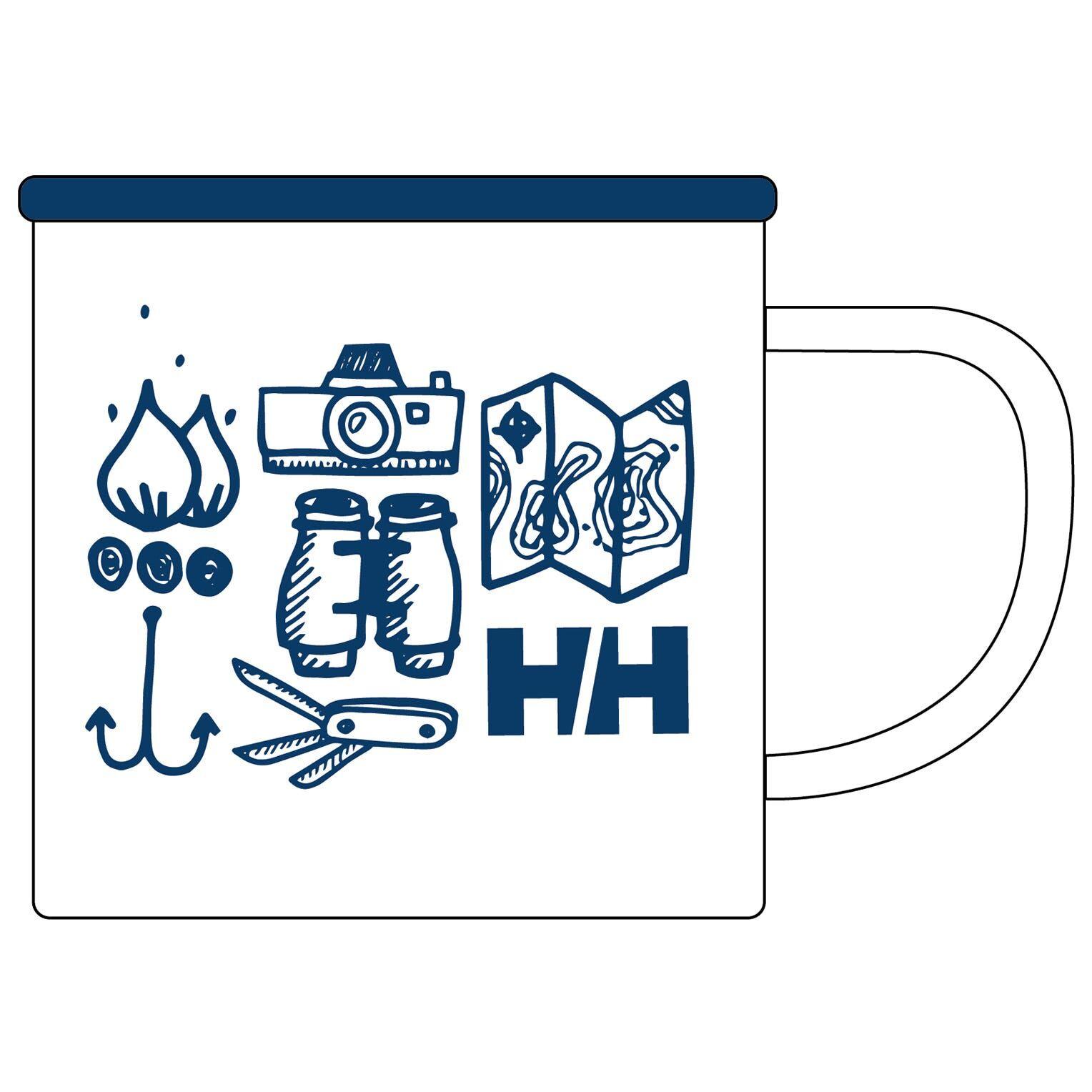 Helly Hansen Roam Mug White STD