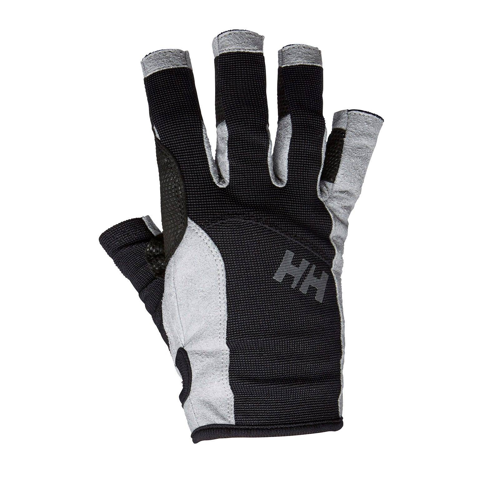 Helly Hansen Sailing Glove Short Black XL