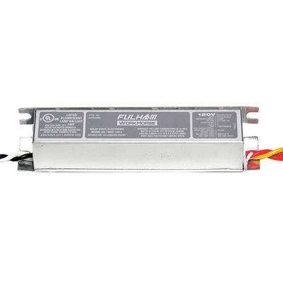 FULHAM WORKHORSE WH2-120-L 5 to 35 Watts, 1 or 2 Lamps, Electronic Ballast