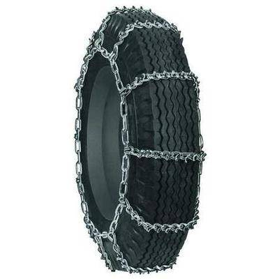 PEERLESS QG2828 Tire Chains,Singles,V-Bar,PK2