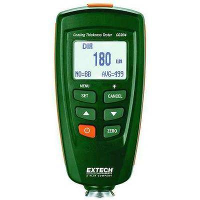 EXTECH CG204 Coating Thickness Tester,Electronic