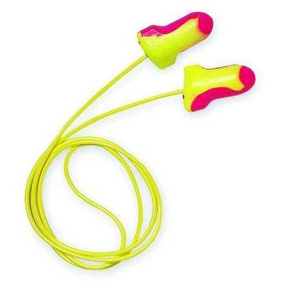HONEYWELL HOWARD LEIGHT LL-30 Laser Lite Corded Ear Plugs, 32dB Rated,