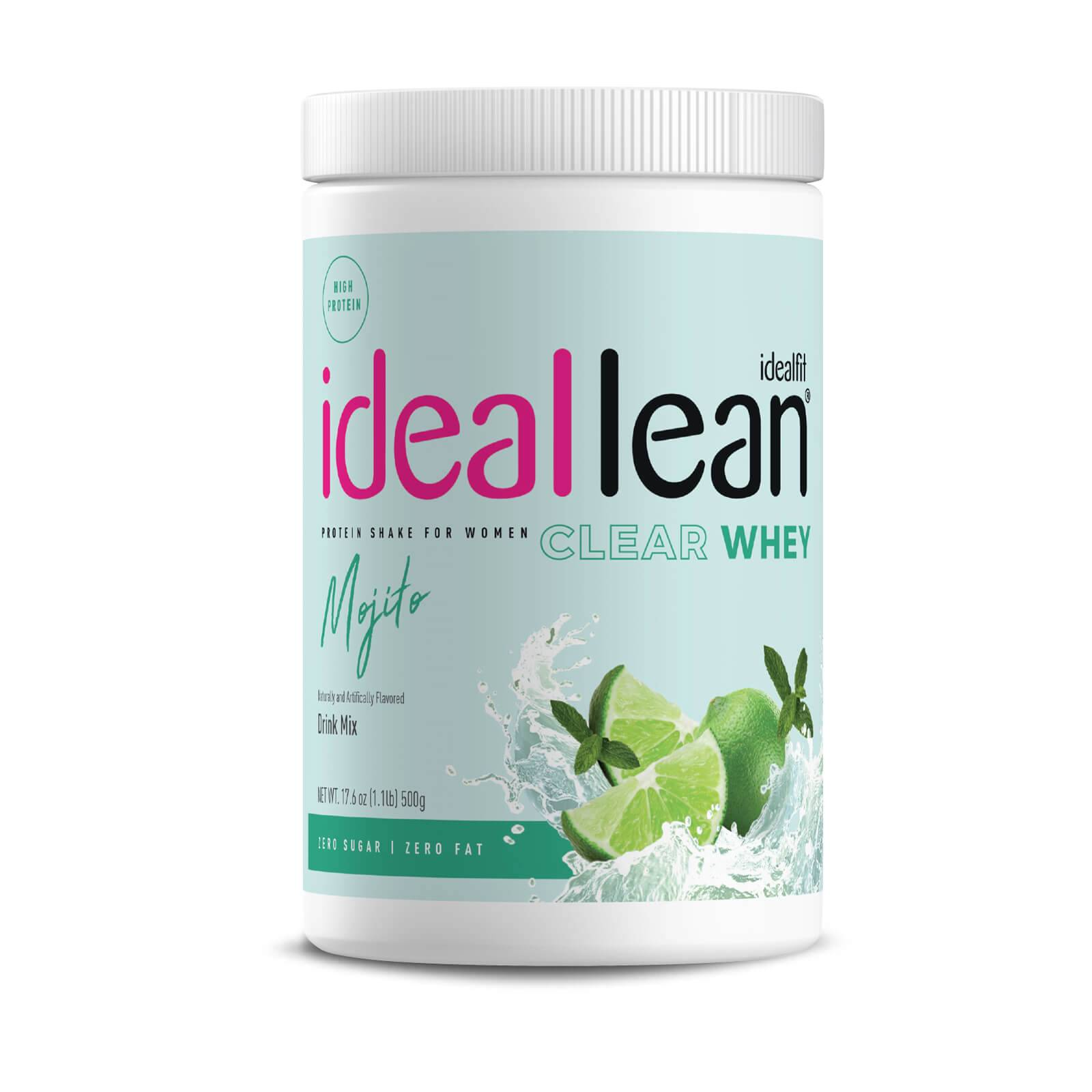 IdealFit Clear Whey Protein - 20 Servings - 20servings - Mojito