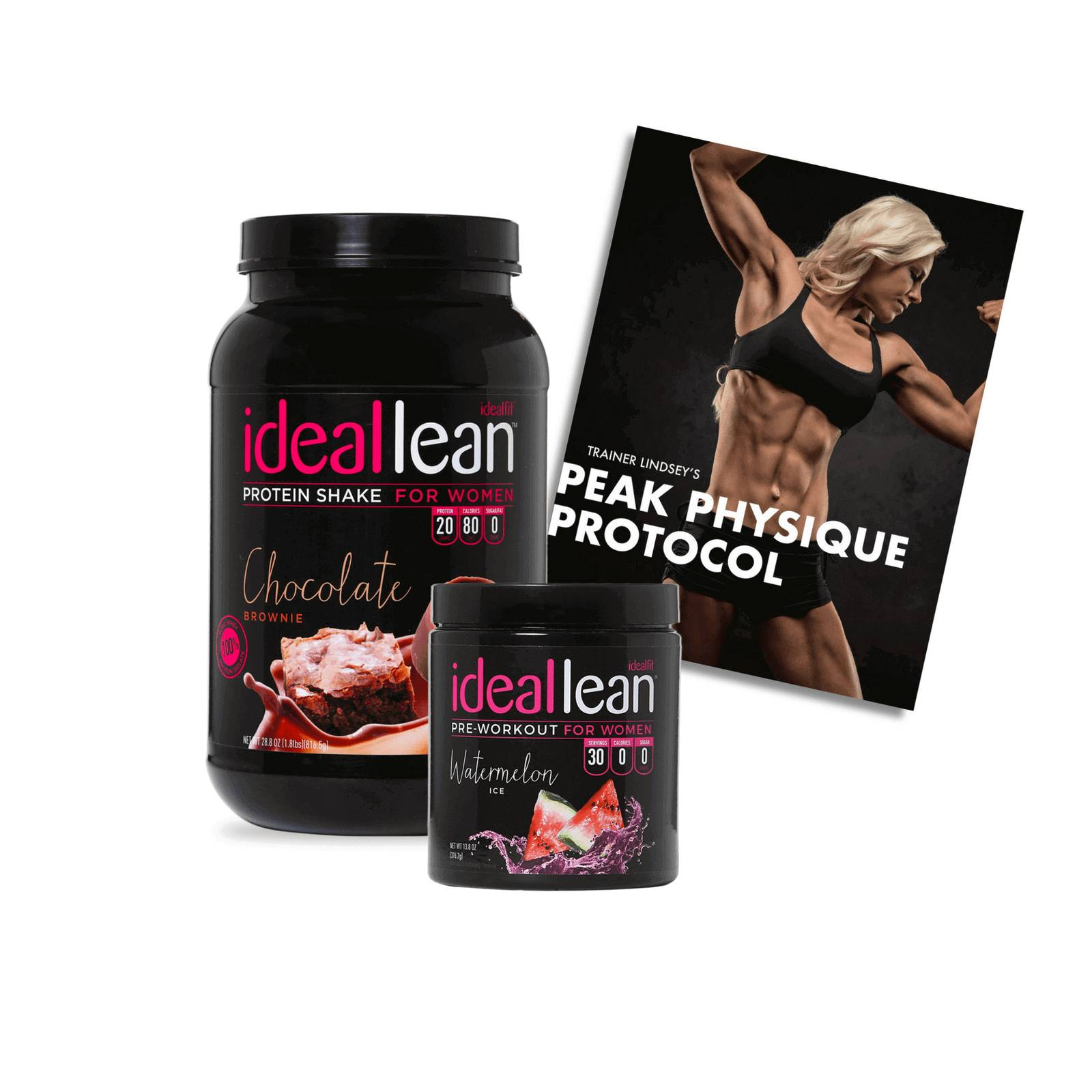 IdealFit Peak Physique Stack - Child