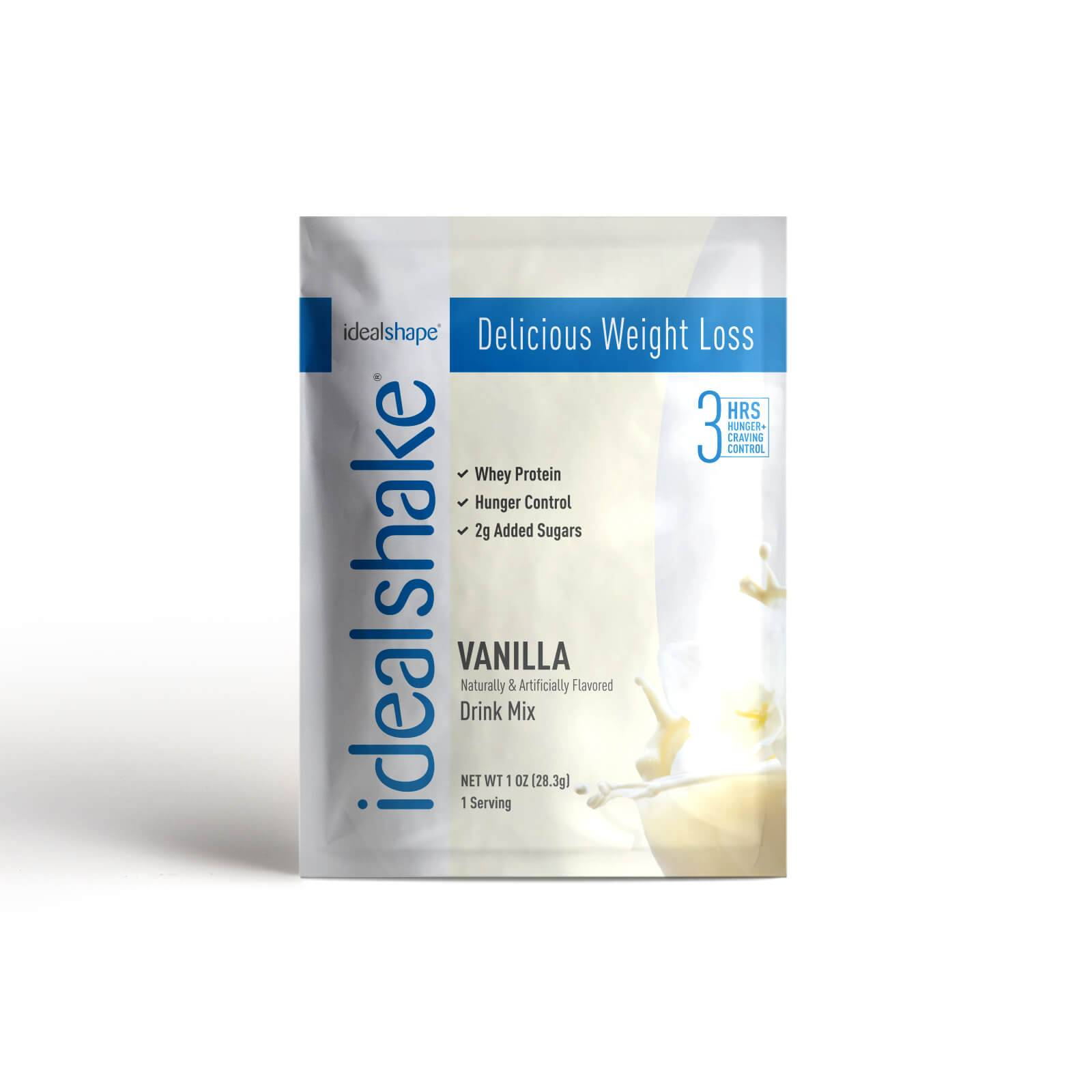 IdealShape IdealShake Vanilla Sample