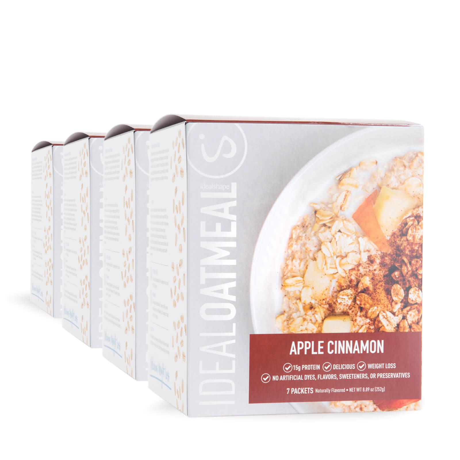 IdealShape IdealOatmeal - 4 Boxes - Child
