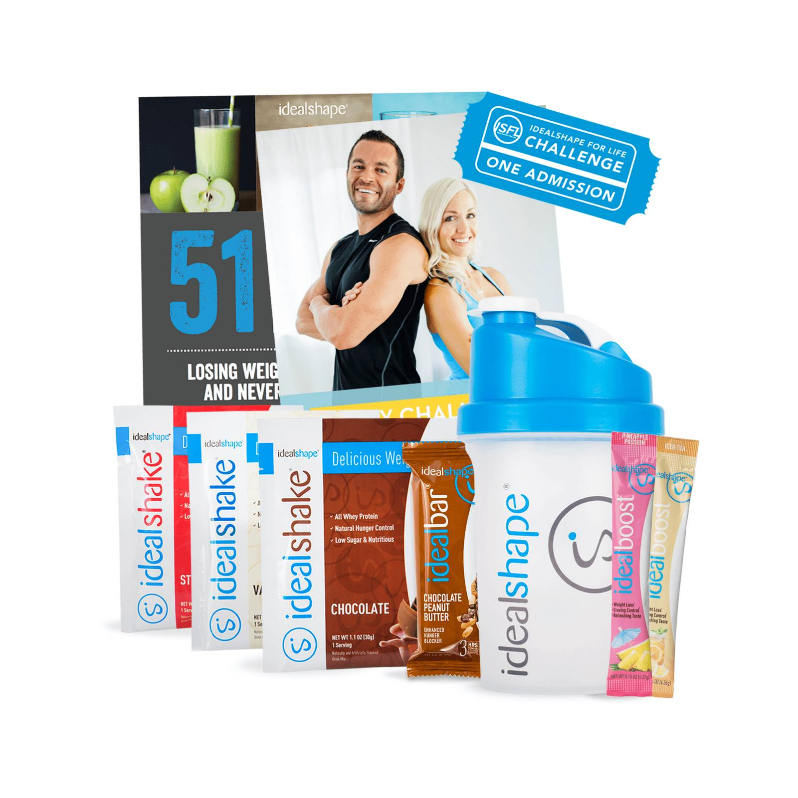 IdealShape Slim Down Starter Kit