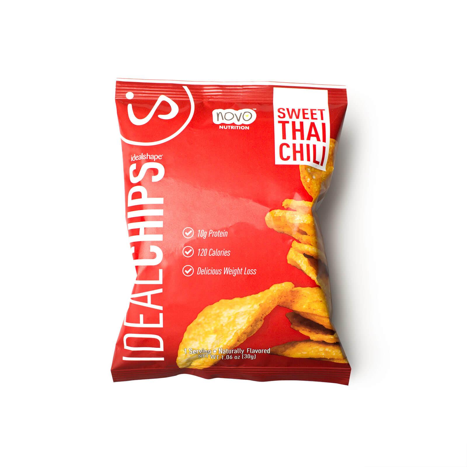 IdealShape IdealChips Sweet Thai Chili 2 Boxes - Child