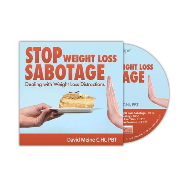 IdealShape Stop Weight Loss Sabotage