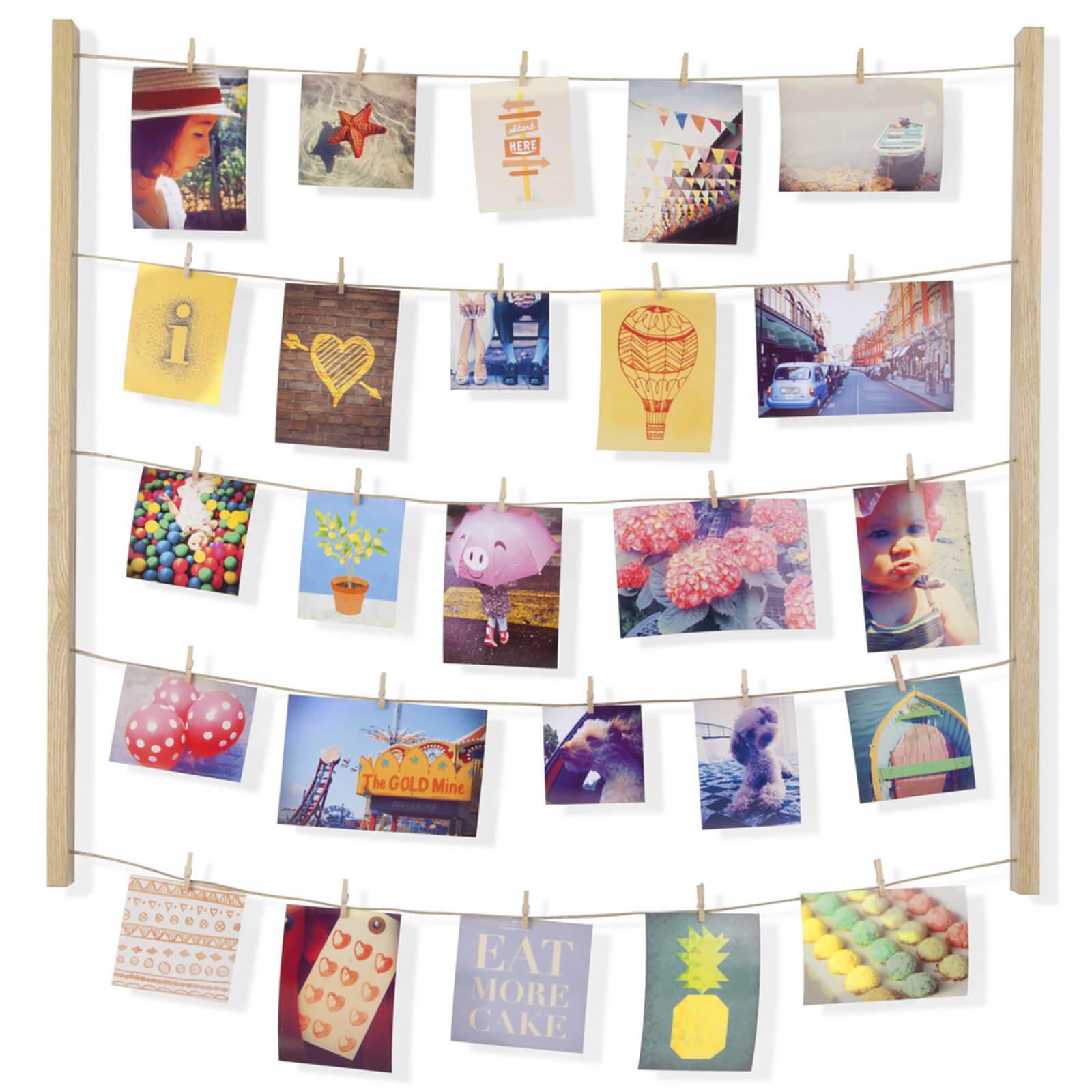 Umbra Hangit Photo Display - Natural