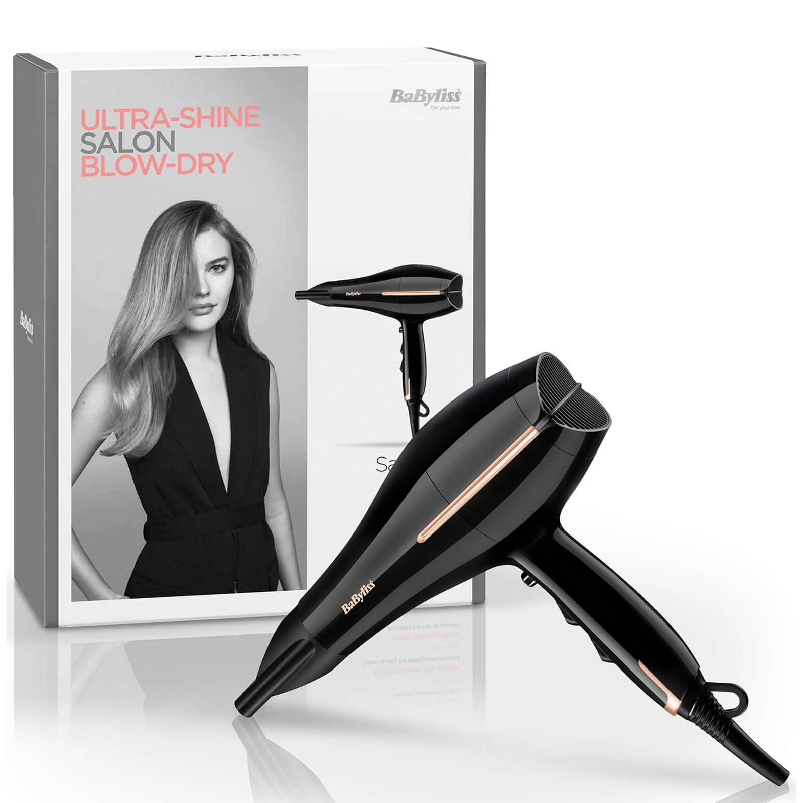 BaByliss Salon Pro 2200 Hair Dryer