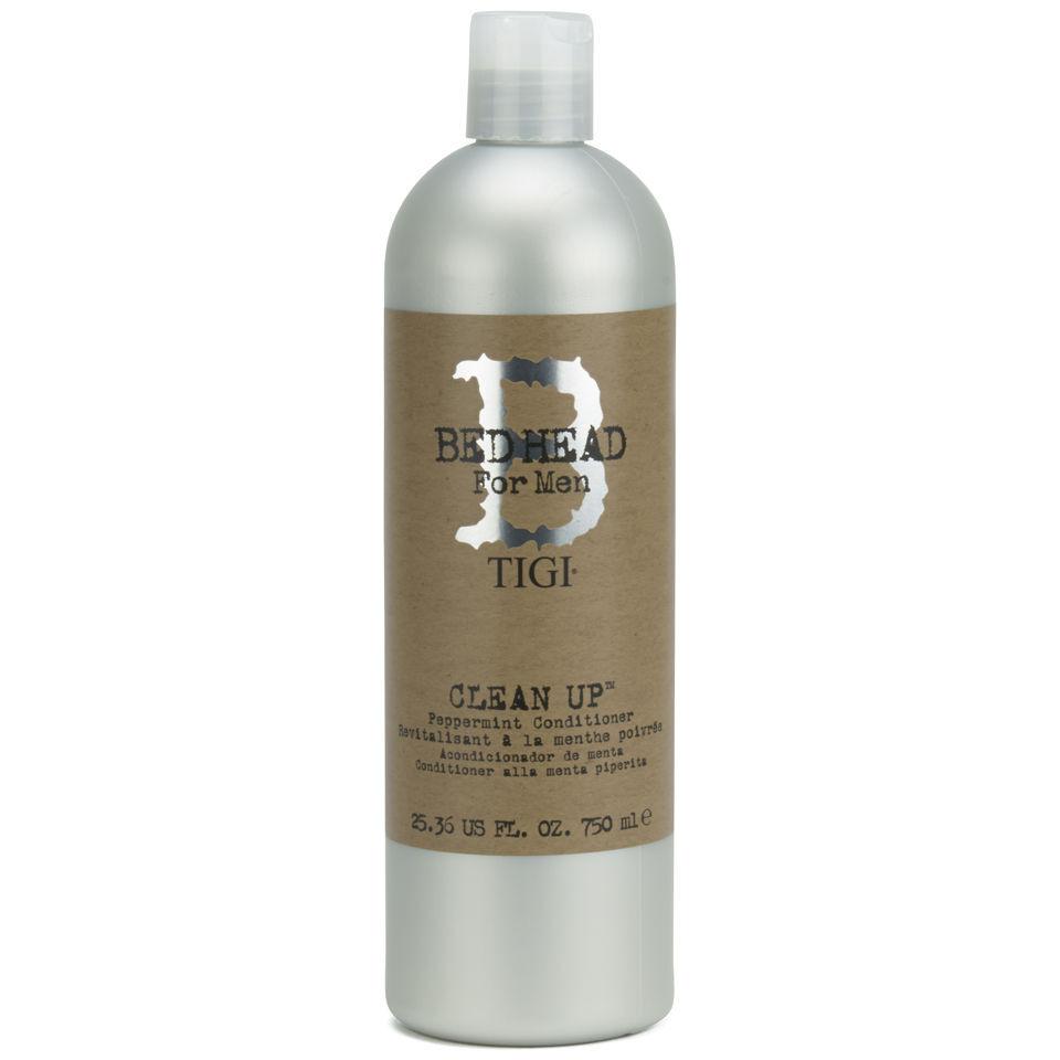Tigi Bed Head for Men Clean Up Peppermint Conditioner (750ml)