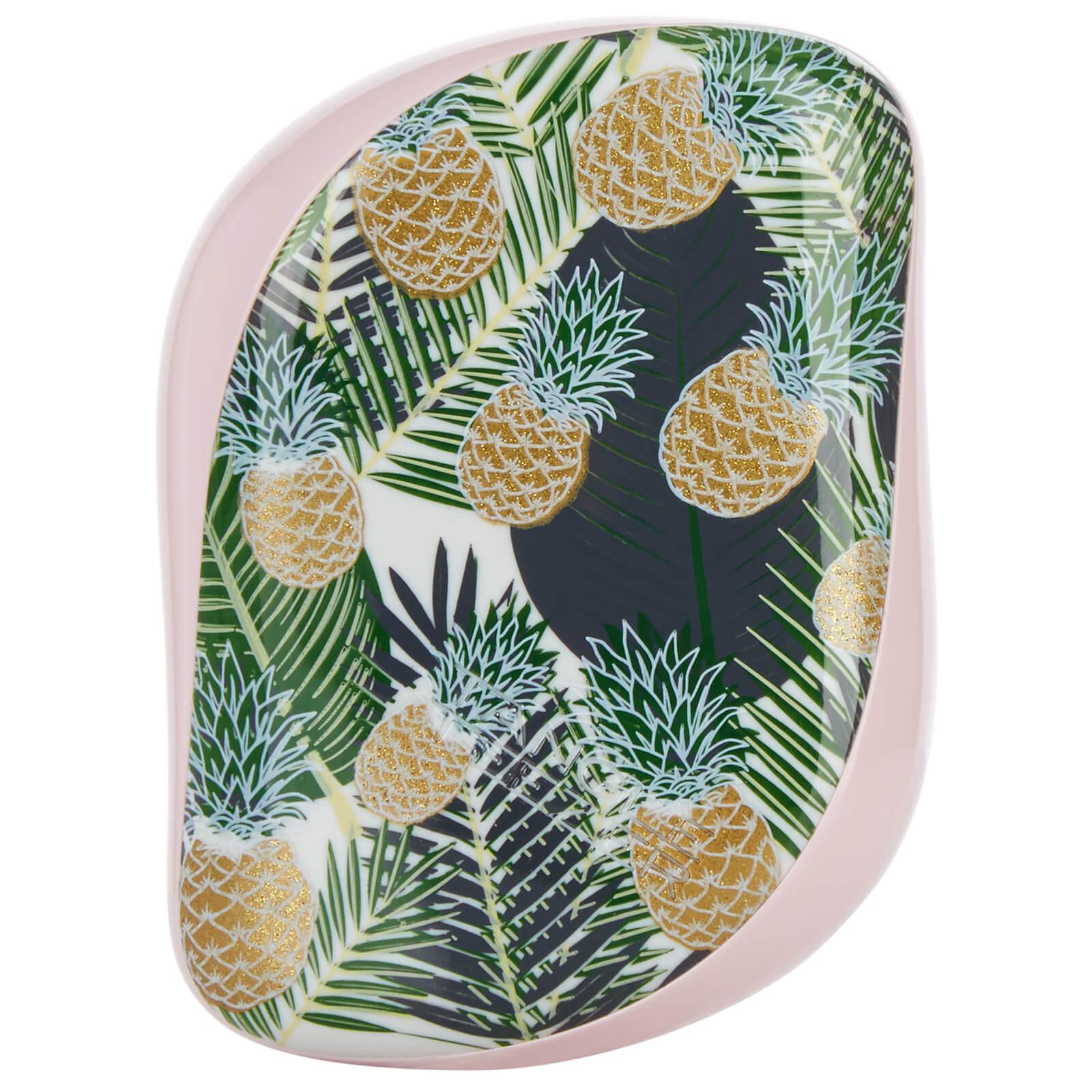 Tangle Teezer Palms & Pineapples Compact Styler Detangling Hairbrush
