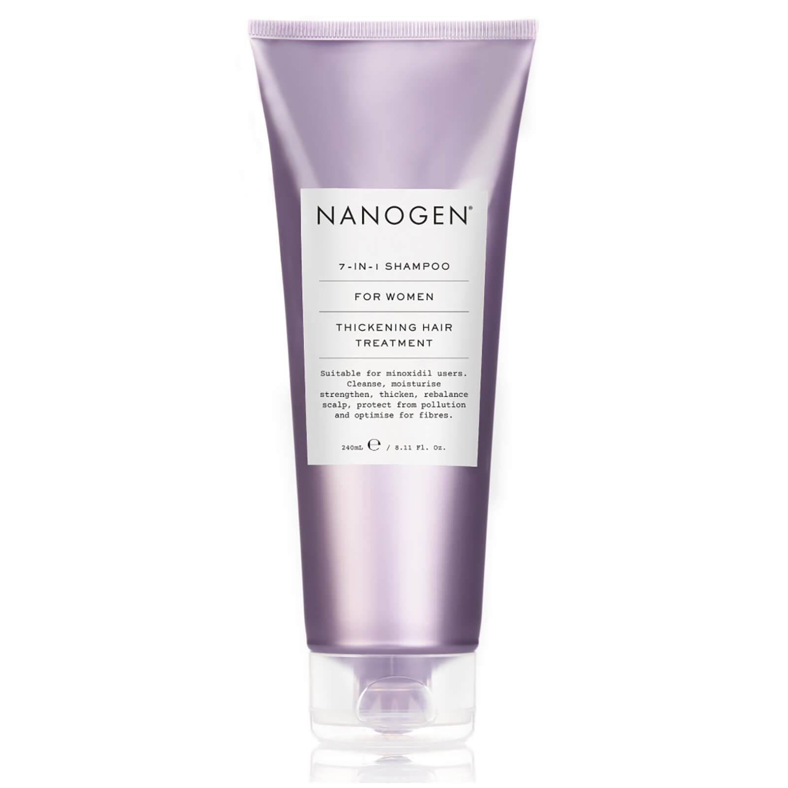 Nanogen Women 7 in 1 Thickening Treatment Shampoo & Conditioner (240ml)