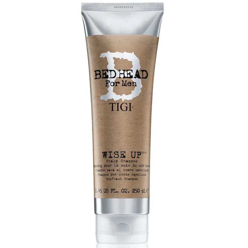 Tigi Bed Head for Men Wise Up Scalp Shampoo (250ml)