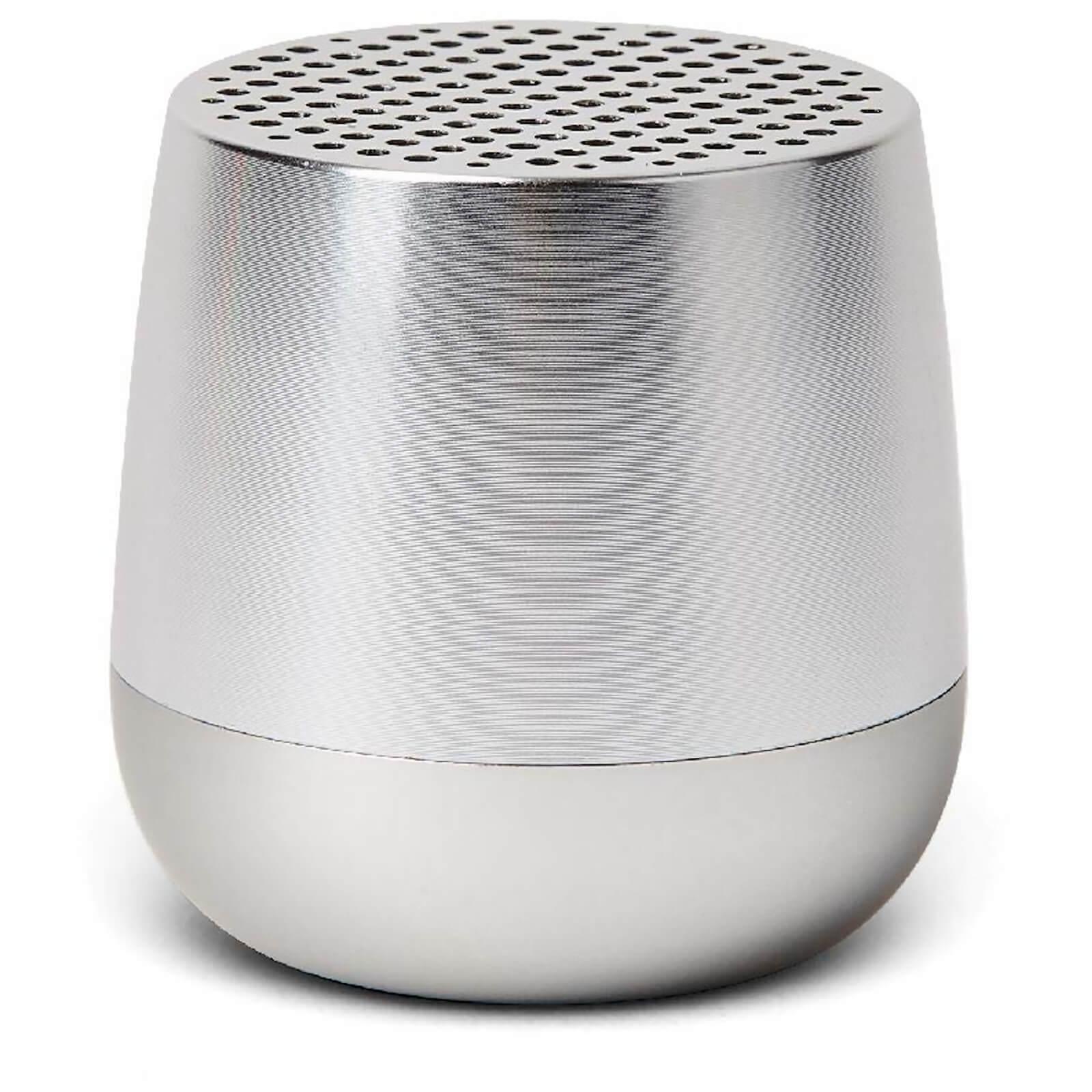 Lexon MINO Bluetooth Speaker - Polish Aluminium