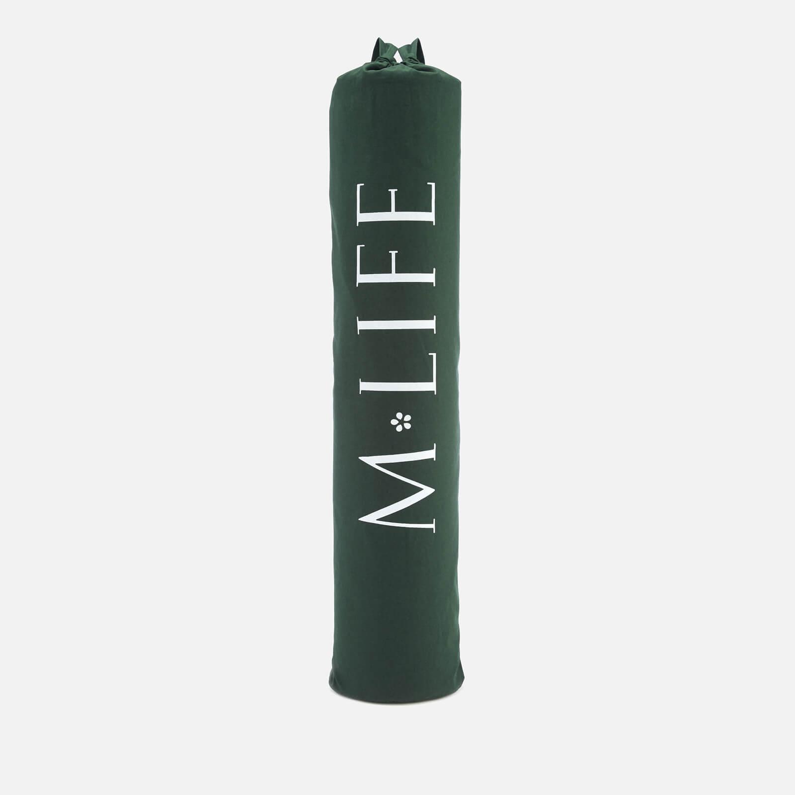 M-Life Women's Yoga Mat Bag - Forest Green