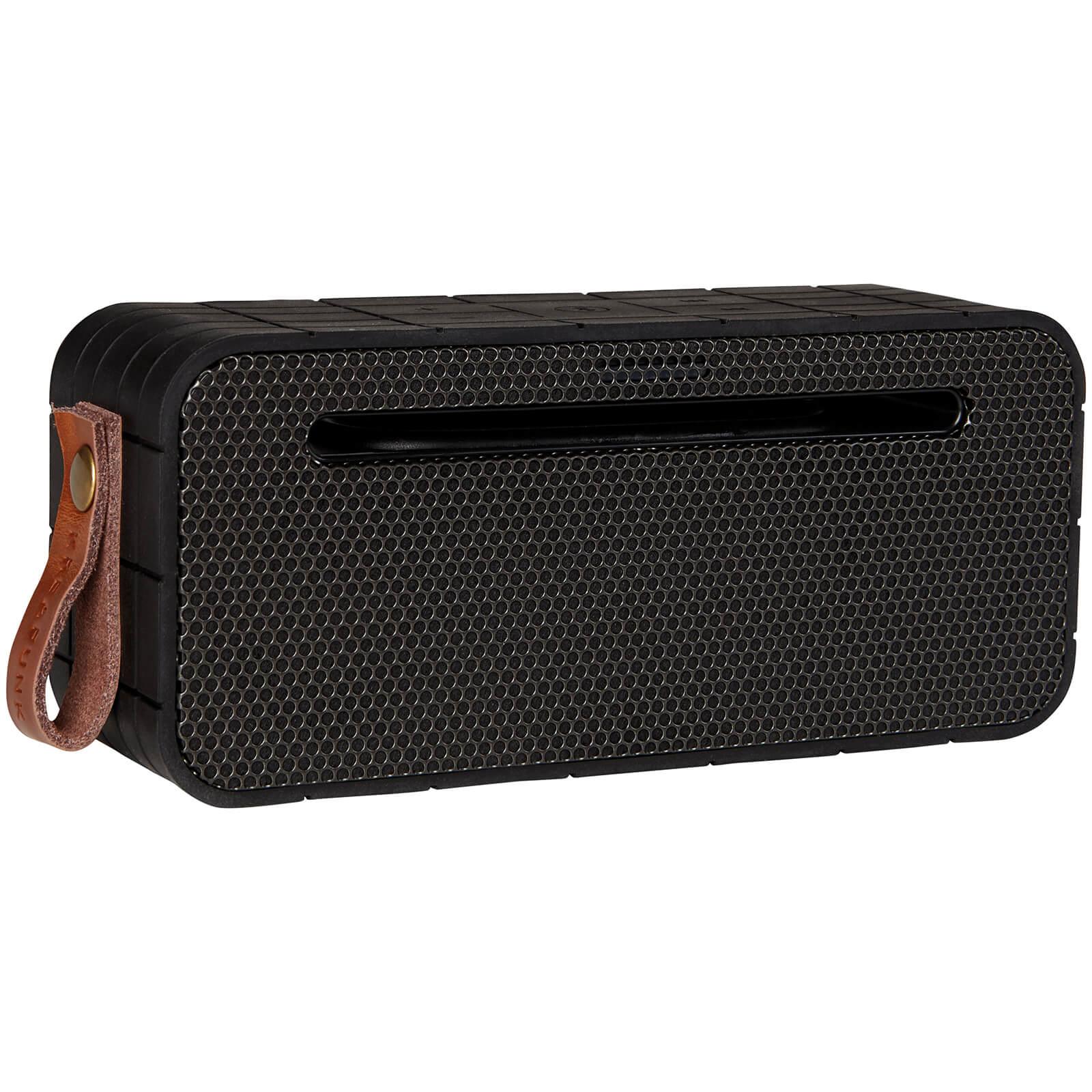 Kreafunk aMOVE Bluetooth Speaker - Black Edition