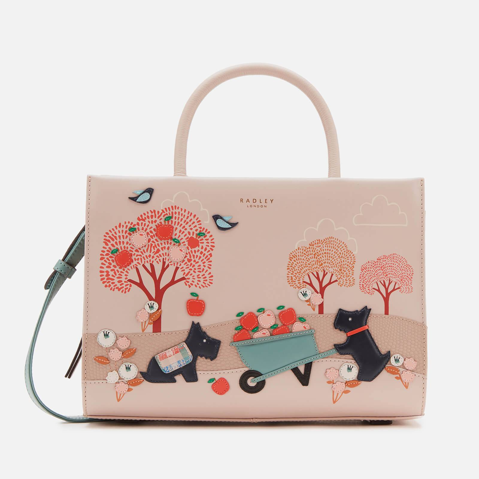 Radley Women's To the Core Medium Grab Multiway Bag - Dove Grey