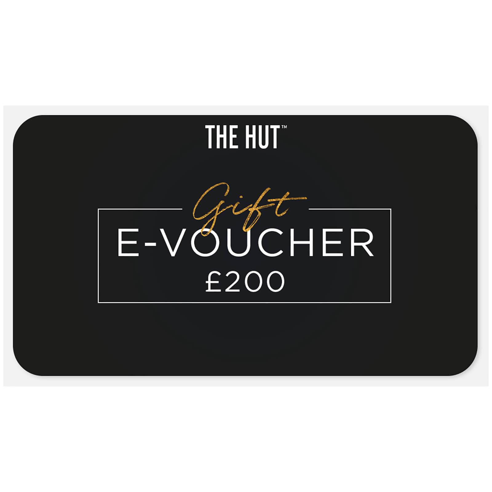 The Hut £200 The Hut Gift Voucher
