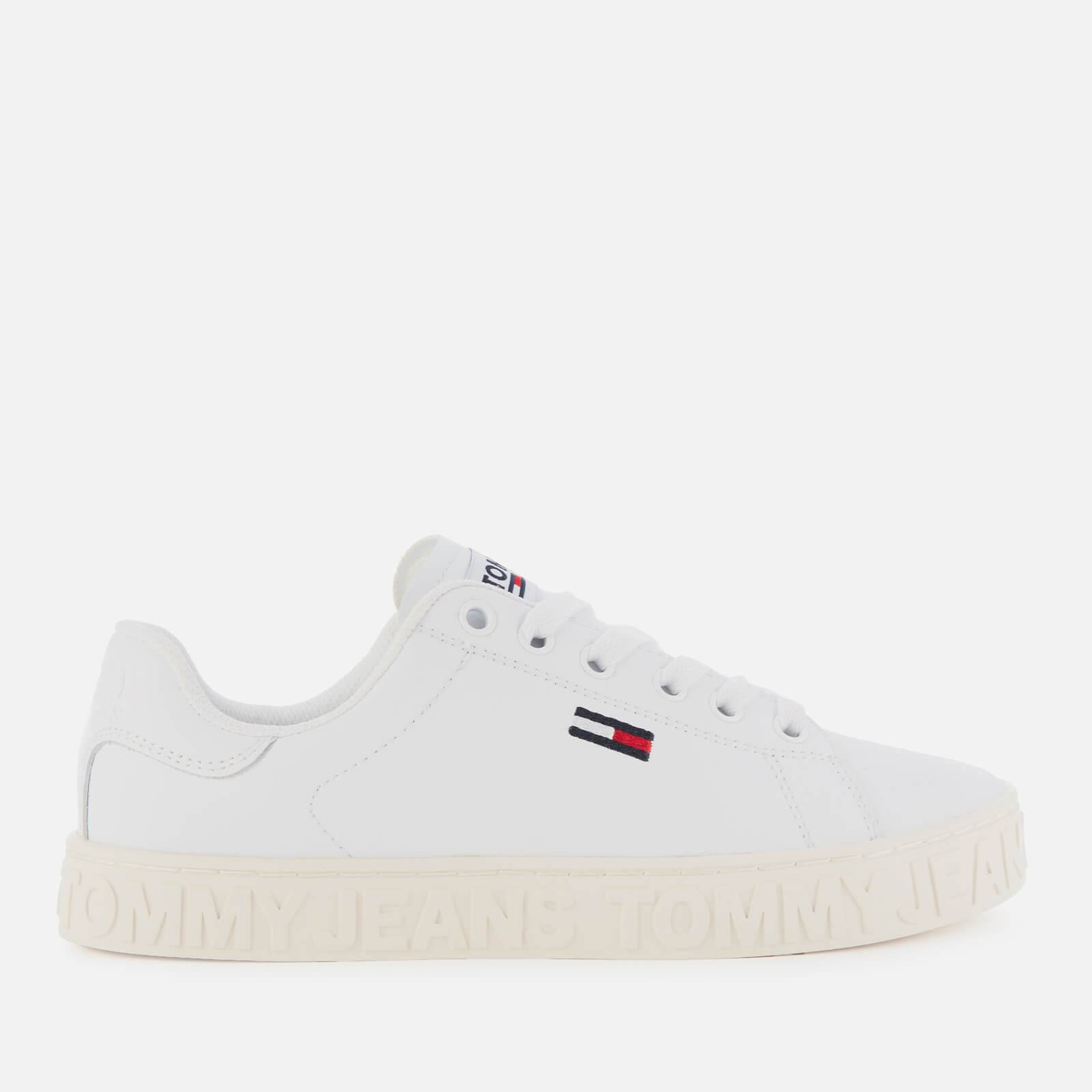 Tommy Jeans Women's Cool Trainers - White - EU 36/UK 3.5